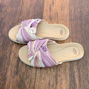 Dr. Scholl's | Boho Slide Sandals Size 8